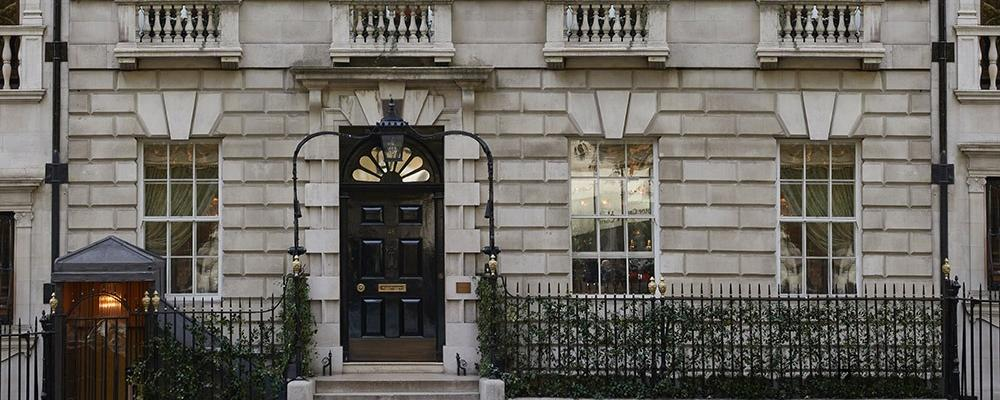 Annabel's at 46 Berkeley Square Brand Cover
